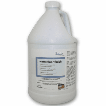 forbo matte floor finish, gallon (COMMERCIAL USE)