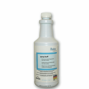 forbo spray buff, quart (COMMERCIAL USE)