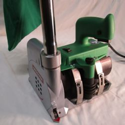 LEISTER Power Groover with toolbox