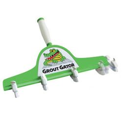 Grout Gator Tile Brush