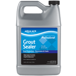 Aqua Mix Grout Sealer - Gallon