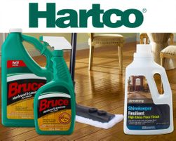 HARTCO Wood Floor Care