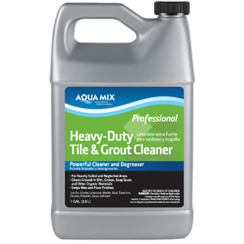 Aqua Mix Heavy-Duty Tile and Grout Cleaner - 1 Gallon (ORMD)