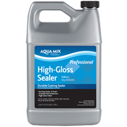 Aqua Mix High Gloss Sealer - Gallon