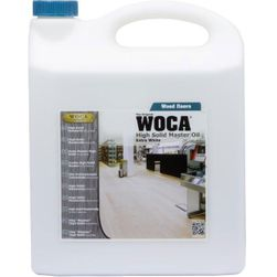 Woca High Solids Master Oil White, 5-Liter