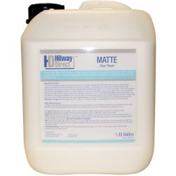 Hilway Direct Floor Finish MATTE, 1.33 Gallon (5L)
