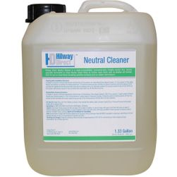 Hilway Direct Neutral Cleaner Concentrate 1 33 Gallon 5l