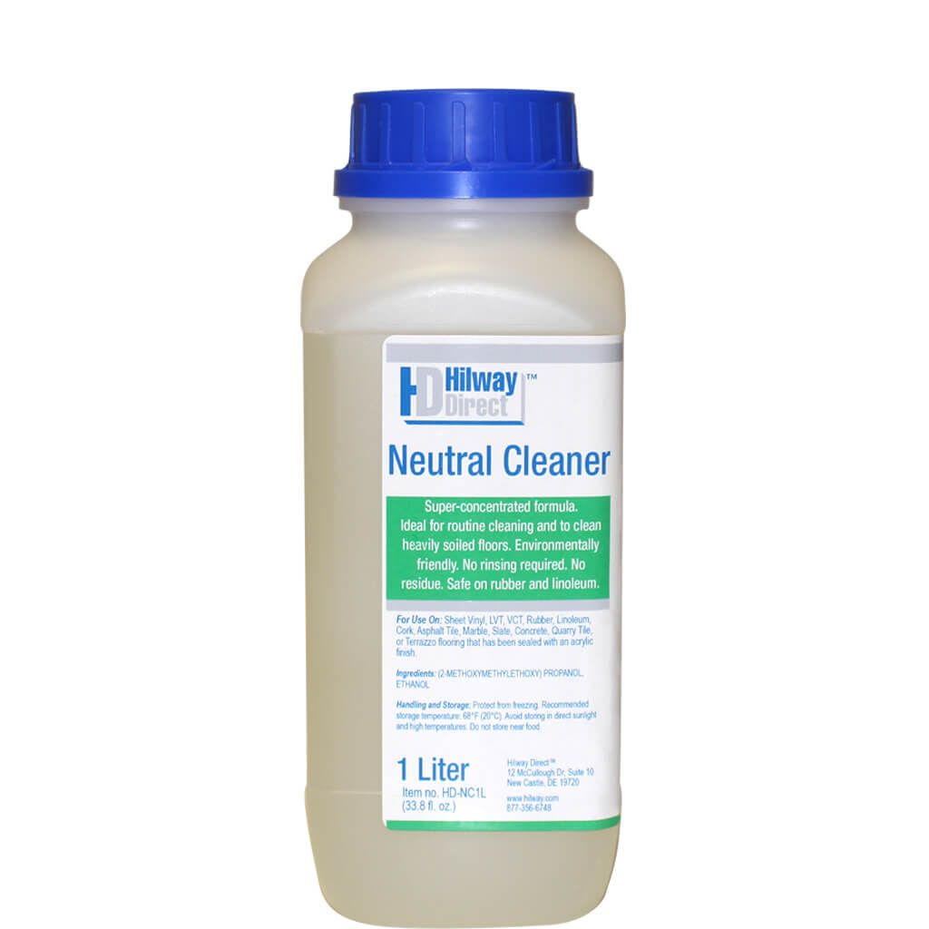 Hilway Direct Neutral Cleaner Concentrate 33 8 Ounce 1l