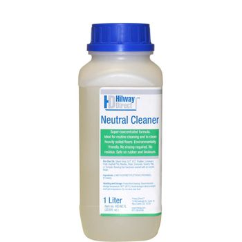 Hilway Direct Neutral Cleaner Concentrate, 33.8 Ounce (1L)