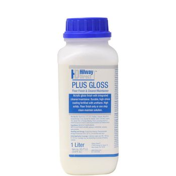 Hilway Direct PLUS GLOSS Cleaner-Maintainer, 33.8 Ounce (1L)
