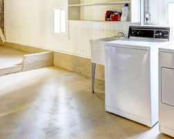 How to Clean Concrete Floors