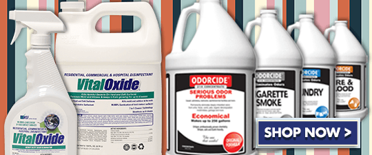 Disinfectant Cleaner - Surface/Air Deodorizers