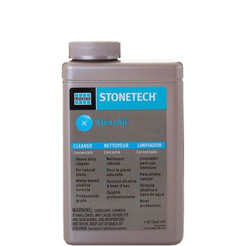 Laticrete Stonetech KlenzAll Cleaner CONCENTRATE, 1-Quart