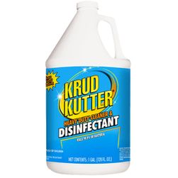 Krud Kutter Heavy Duty Cleaner & Disinfectant, 1-Gallon