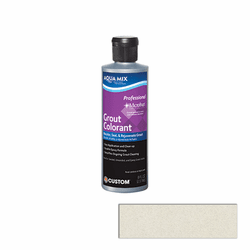 Aqua Mix Grout Colorant 8 oz - Linen White