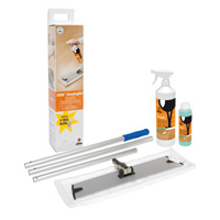 Loba Wood-Cork Floor Cleaning Kit