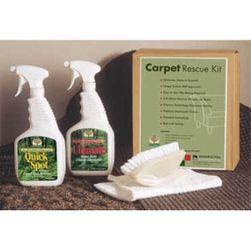 Mannington Carpet Rescue Kit by Envirox H2Orange