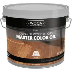 Woca Master Color Oil Extra White, 2.5-Liter