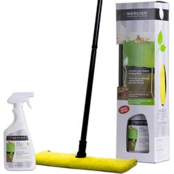Mercier Complete Care System for Wood Floor
