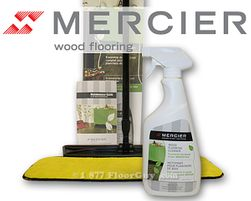 MERCIER Wood Floor Care