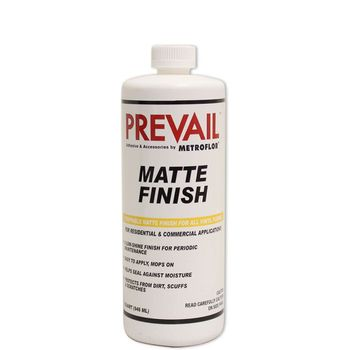 Prevail METROFLOR Matte Finish, 1-Quart