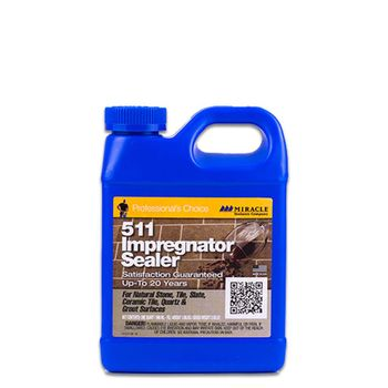 MIRACLE 511 Impregnator Sealer, Quart