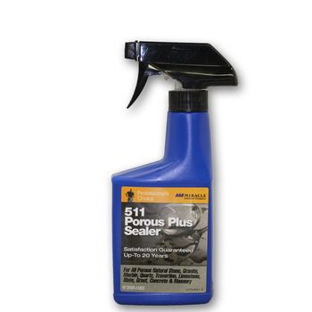 MIRACLE 511 Porous Plus Sealer, 8oz Spray