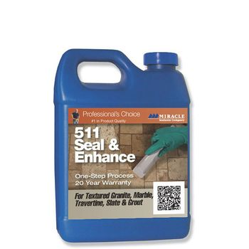 MIRACLE 511 Seal & Enhance, Quart