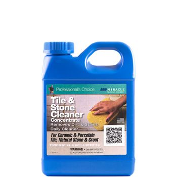 MIRACLE Tile & Stone Cleaner - Quart