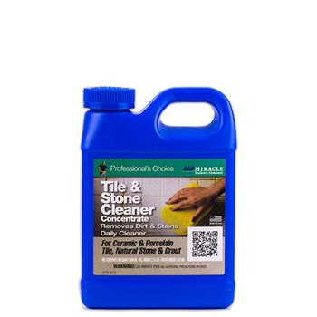 MIRACLE Tile & Stone Cleaner, 1-Quart