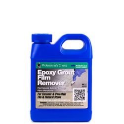 MIRACLE Epoxy Grout Film Residue Remover, 1 Quart