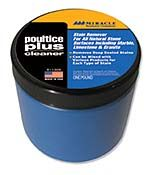 MIRACLE Poultice Plus Cleaner & Stain Remover -1 Pound Jar