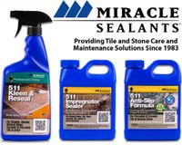 MIRACLE SEALANTS Stone Tile Care
