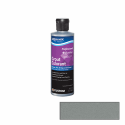 Aqua Mix Grout Colorant 8 oz - Natural Gray