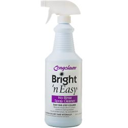 Congoleum Bright 'n Easy No-Rinse SPRAY Cleaner, 32-ounce