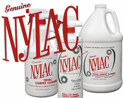 NYLAC Carpet Cleaning Care