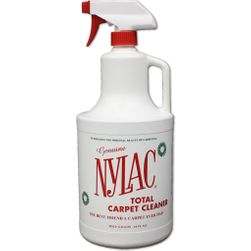 Nylac Carpet Cleaner, Half-Gallon Sprayer