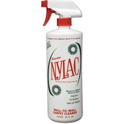 Nylac Carpet Cleaner, Quart Sprayer