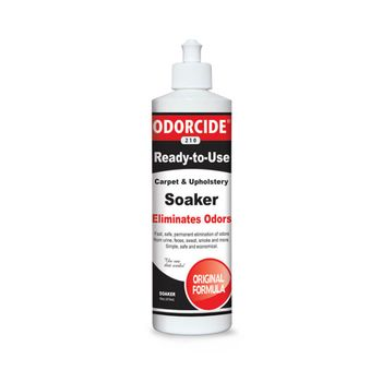 Odorcide 210 Ready-to-Use Soaker Squeeze Bottle, 16 oz