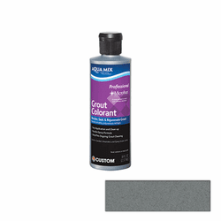 Aqua Mix Grout Colorant 8 oz - Pewter