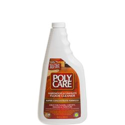 PolyCare SUPER CONCENTRATE Hardwood & Laminate Floor Cleaner, 20oz
