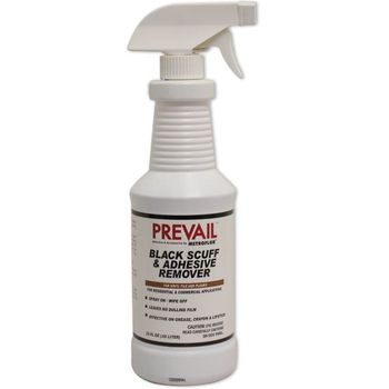 Prevail METROFLOR Black Scuff & Adhesive Remover, 22-ounce Spray