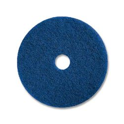 Prime Source Blue 13-inch Cleaning Pad, CASE of 5