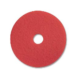 "Prime Source 13"" Red Buffing Pad"