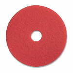 "Prime Source 17"" Red Buffing Pad"