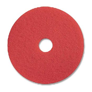"""Prime Source 17"""" Red Buffing Pad"""