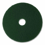 "Prime Source 19"" Green Scrubbing Pad"