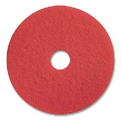 "Prime Source 19"" Red Buffing Pad"
