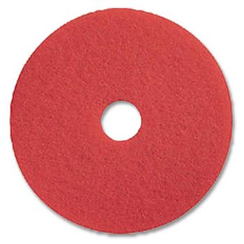 """Prime Source 20"""" Red Buffing Pad"""