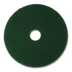 Prime Source GREEN Floor Scrubbing Pads, -17 in -19 in -20 in